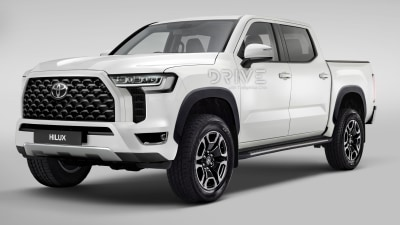 Toyota HiLux and Prado to get diesel-electric hybrid engine – report