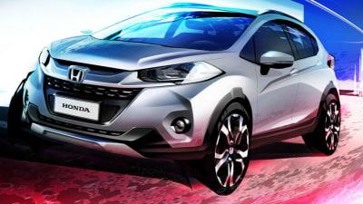 Honda WR-V - New Sub-Compact SUV For South America
