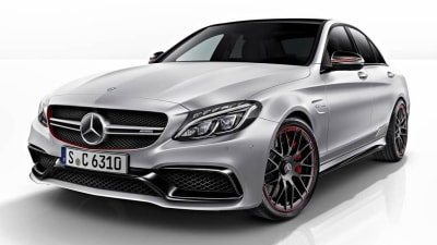 2015 Mercedes-AMG C 63: Edition 1 Version Unveiled