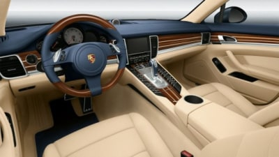 Porsche Presents Customisation Options For Panamera
