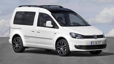 Volkswagen Caddy Edition 30 Special To Launch At AIMS