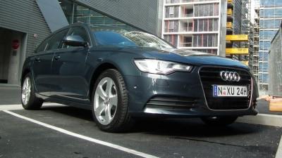 2012 Audi A6 Avant 2.0TDI First Drive Review