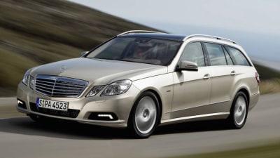 Mercedes-Benz E 250 CDI Estate Joins Australian E-Class Line-Up