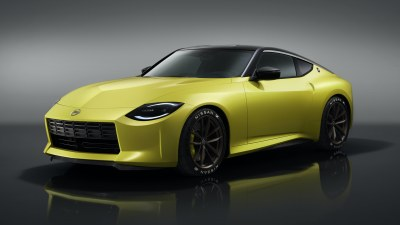 How Nissan revived its iconic sports car: video