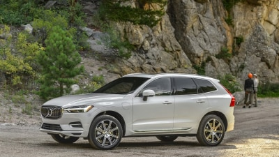Volvo Races To Catch Up With Demand For Hybrids