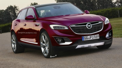Opel Planning New Large SUV Based On Insignia, Coming To Australia? - Report