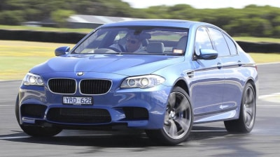 BMW To Ditch Manual For Next M5 and M6: Report