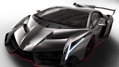 Lamborghini Planning 'Surprise' Supercar For 2016 Anniversary
