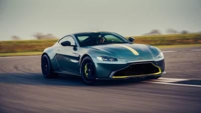 Aston Martin Vantage AMR revealed