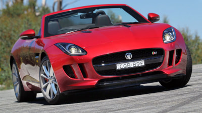 Jaguar F-TYPE Review: 2014 Supercharged V6 S
