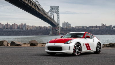 Nissan releases Brock edition 370Z