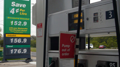 Motorists Caught Out By Misleading Fuel Price Boards: NRMA