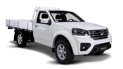 Great Wall Adds Single Cab Steed Ute To Australian Range