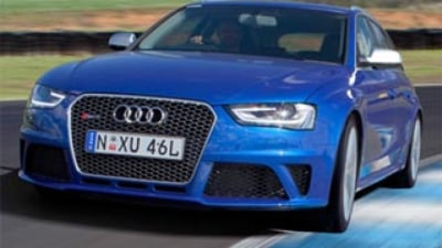 New car review: Audi RS4 Avant