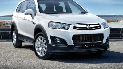 Holden Captiva And Volkswagen Scirocco Recalled