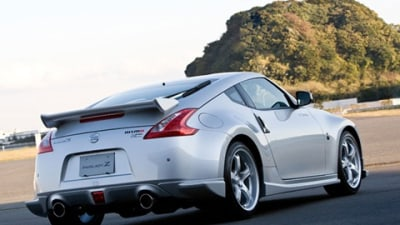 2009 Nissan 370Z Gets Nismo Treatment