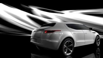 Lagonda Concept Genetically Linked To Mercedes Benz GL