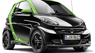 Brabus-Tuned Smart Electric Drive Coming To Geneva