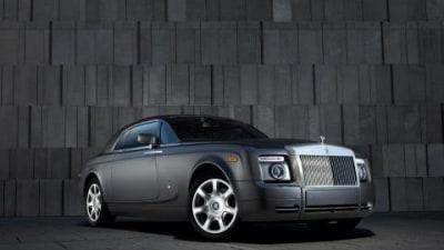 2009 Rolls-Royce Phantom Coupe revealed
