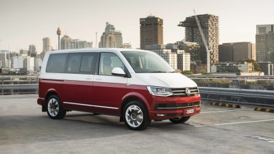 Volkswagen T6 Transporter, Multivan, Caravelle - 2016 Price And Features For Australia