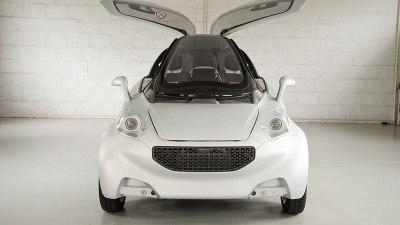 Peugeot VeLV Concept Revealed