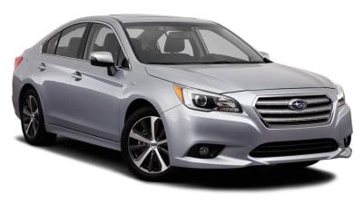2015 Subaru Liberty Revealed In New Leaked Images