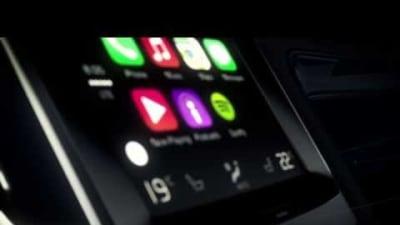 Apple CarPlay iPhone Infotainment System Debuts In Geneva: Video