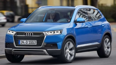 Audi Q1 On The Way: Report