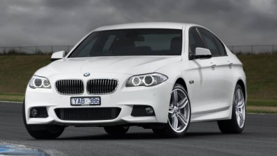2011 BMW 5 Series M Sport Package Australian Availability Announced