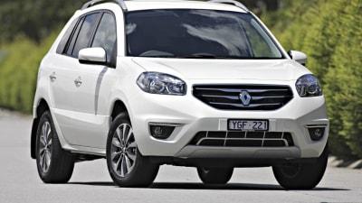 2012 Renault Koleos Dynamique 2.0 dCi 4x4 Review