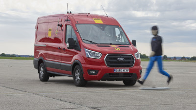 """""""Not Recommended"""": One-third of delivery vans don't pass new ANCAP safety test"""