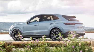 Coming Soon: Porsche Cayenne Coupe