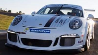 Porsche 911 GT3 Cup first drive review