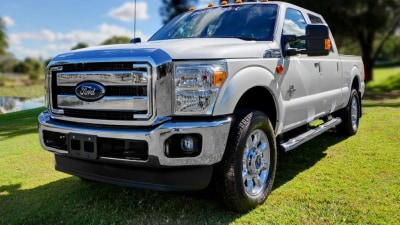 Ford F-Series Pickups Approved For Performax Production In Australia
