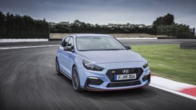 Win a Hyundai N Performance Track Pack