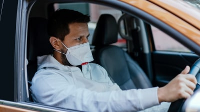 Do you really need to wear a mask in the car? We find out