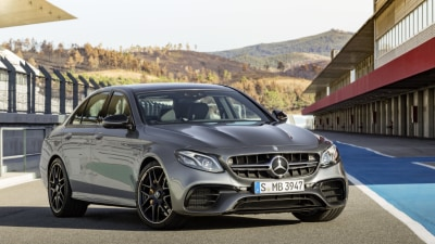450kW Twin-Turbo V8 AWD Mercedes-Benz E 63 AMG Revealed Ahead Of Los Angeles Auto Show
