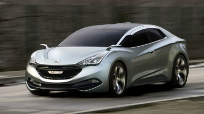 Hyundai i-Flow HED-7 Diesel-Electric Hybrid Unveiled At Geneva Motor Show