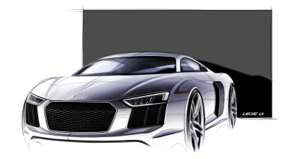 Audi R8 To Switch To Turbocharged V6 Entry Model