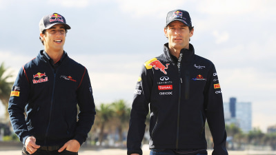 F1: Two Aussies On F1 Grid At Silverstone - Daniel Ricciardo Scores A Seat