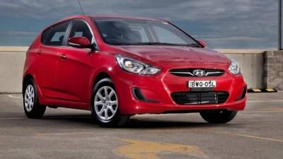 2012 Hyundai Accent Active Manual Review