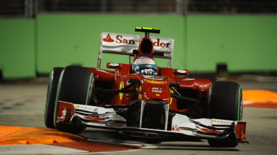 F1: 'Best driver' Alonso Will Win 2010 Title, Schumacher Comeback 'A Disaster'