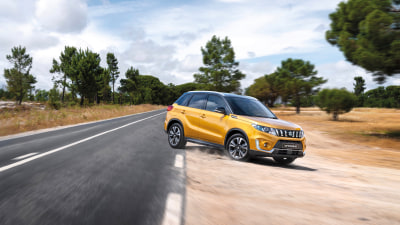 2019 Suzuki Vitara Turbo Series 2 first drive review
