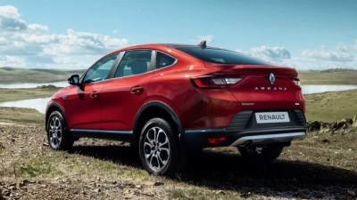 Renault Joins Coupe SUV Club With Arkana