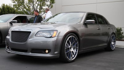 Chrysler 300C S Concept Shown At LX Spring Festival