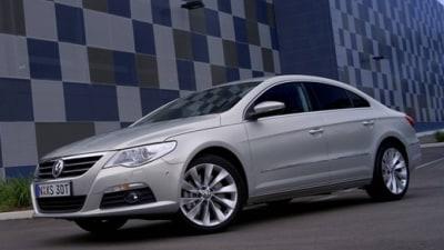 2010 Volkswagen Passat CC Boosts Passenger Space To Five