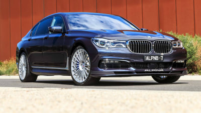 2017 BMW Alpina B7 B-Turbo - Price And Features For Australia