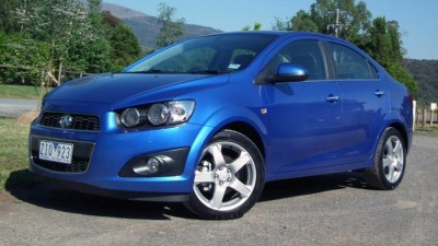 2013 Holden Barina CDX Sedan Automatic Launch Review