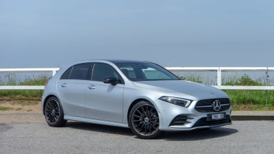 Mercedes-Benz A200 Review