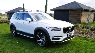 2015 Volvo XC90 Launch Review: Volvo Lands A Hit In The Luxury SUV Market